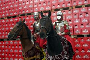 szlachcice na koniach
