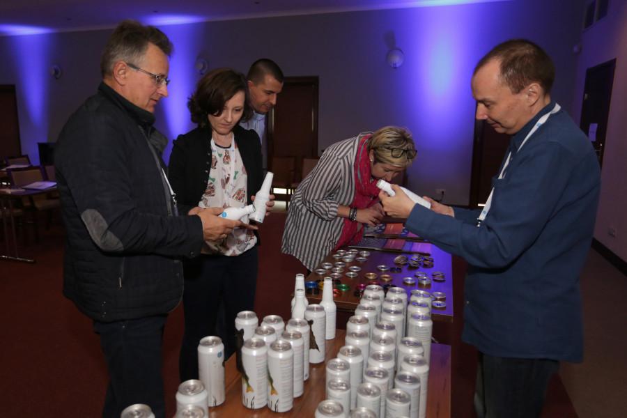 konferencja Akademia Puszki dla Ardagh Group