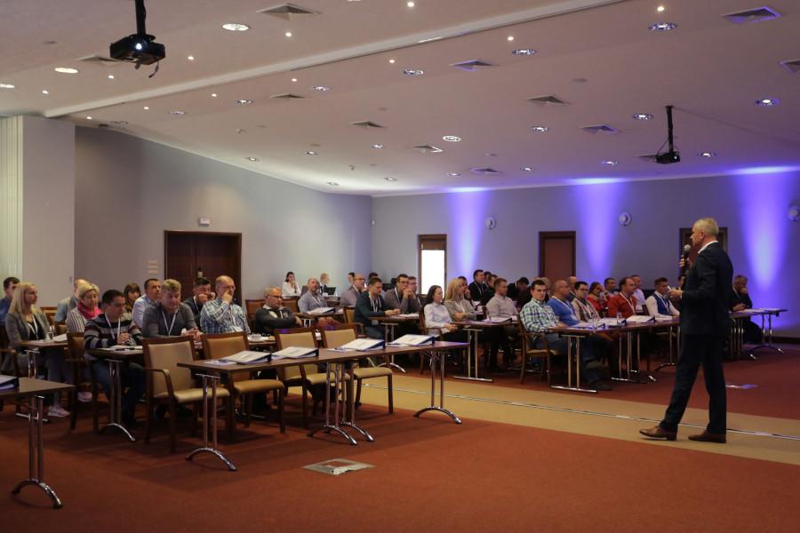 kompleksowa organizacja konferencji dla Ardagh Group