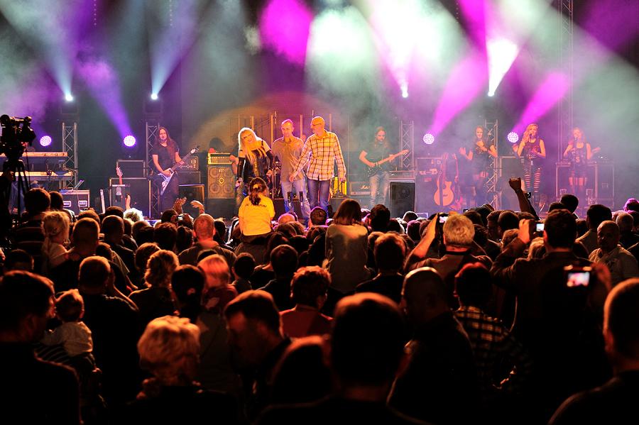 kompleksowa organizacja koncertu