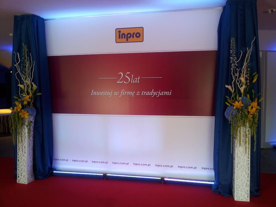 wystawa jubileuszowa Inpro